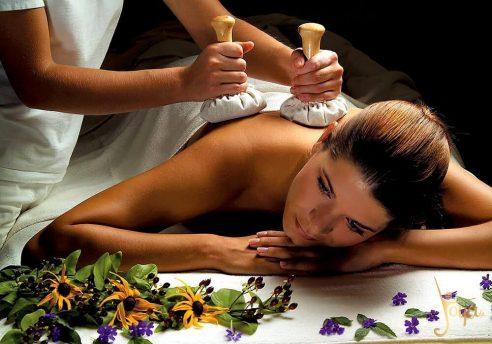 Thaise Combinatie Massage